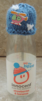 Innocent Smoothies Big Knit Hat Patterns Helicopter