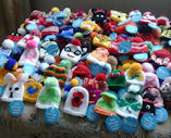 Innocent Smoothies Big Knit Hats 2014