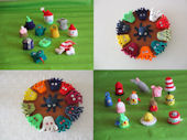 Innocent Smoothies Big Knit Hats 2014 Marie-M