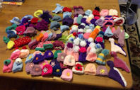 Innocent Big Knit Hat Collections 2014