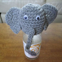 Innocent Smoothies Big Knit Hat Patterns Crochet Elephant