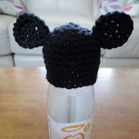 Innocent Smoothies Big Knit Hat Patterns Crochet Mickey Mouse