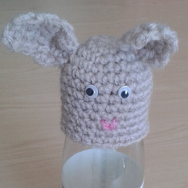 Innocent Smoothies Big Knit Hat Patterns - Crochet Rabbit