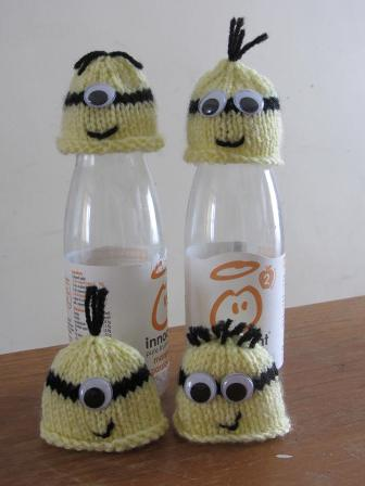 Innocent Big Knit Minions Hats