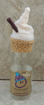 Innocent Smoothies Big Knit Hat Patterns Ice Cream