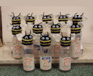 Innocent Smoothies Big Knit Hats - Bees