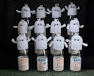 Innocent Smoothies Big Knit Hats - Ghosts