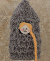 Innocent Smoothies Big Knit Hat Patterns - Rapunzel