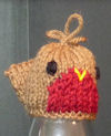Innocent Smoothies Big Knit Hats - Robin