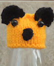 Innocent Smoothies Big Knit Hats - Sooty