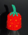 Innocent Smoothies Big Knit Hats - Strawberry