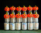 Innocent Smoothies Big Knit Hats - Pumpkins