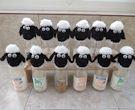 Innocent Smoothies Big Knit Hat Patterns Shaun the Sheep