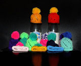 Innocent Smoothies Big Knit Hats - Spiral
