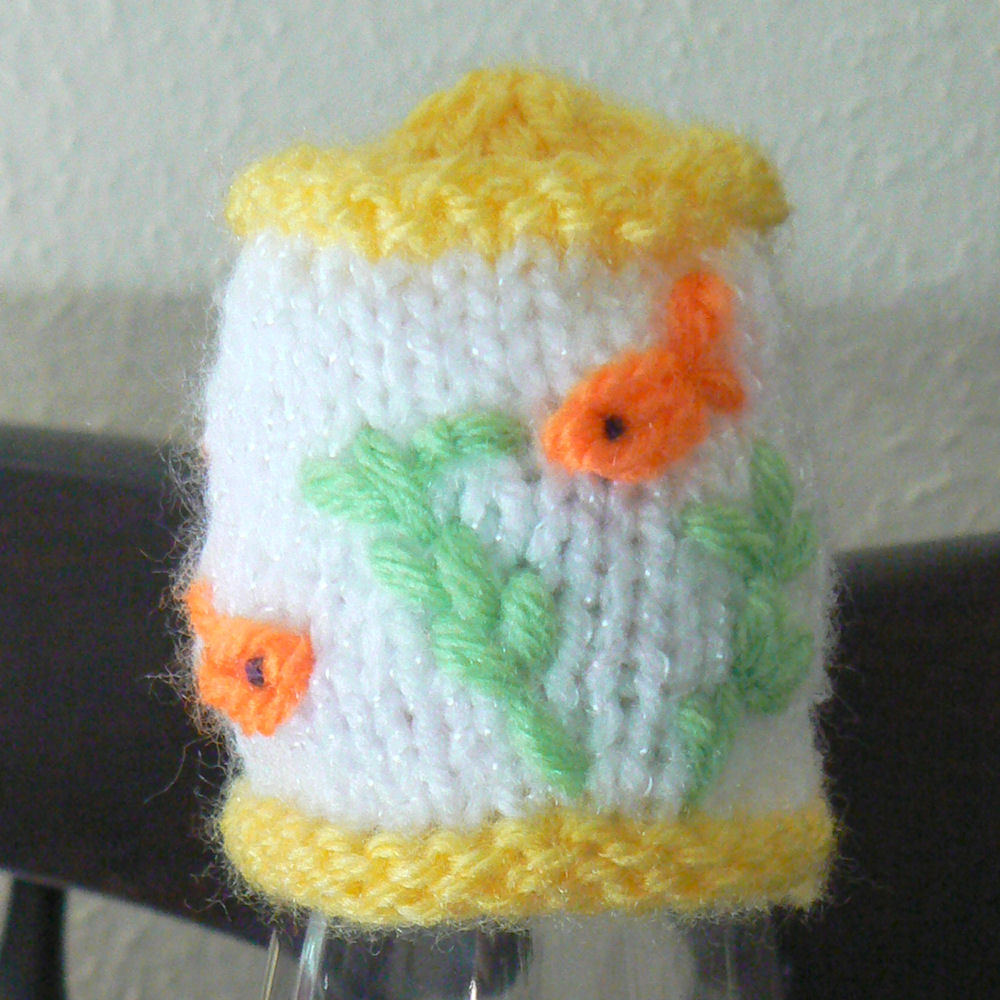 Innocent Smoothies Big Knit Hat Patterns - Fish Tank