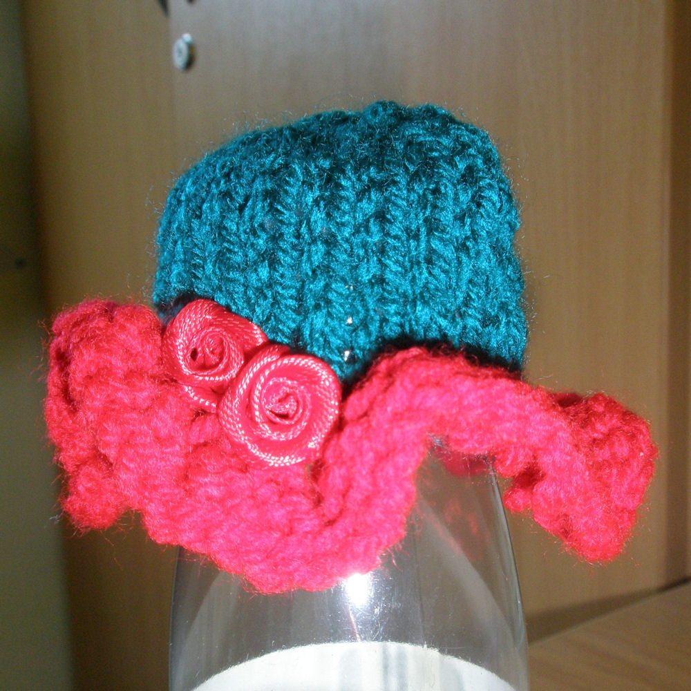Innocent Smoothies Big Knit Hat Patterns Frilly