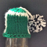 Innocent Smoothies Big Knit Hat Patterns - Goal