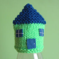Innocent Smoothies Big Knit Hat Patterns - House