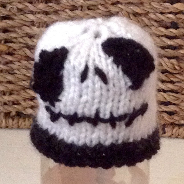 Innocent  Smoothies Big Knit Hat Patterns Jack Skeleton