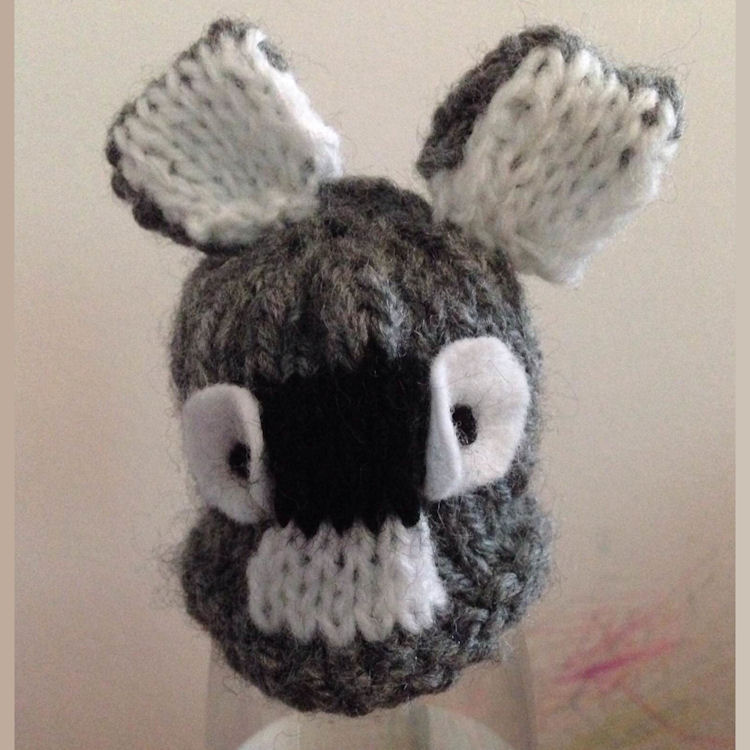Innocent Smoothie Big Knit Hat Pattern Koala