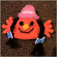 Innocent Smoothies Big Knit Hat Patterns Little Miss Fickle