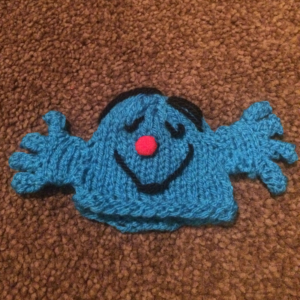 Innocent Smoothies Big Knit Hat Patterns Mr Men Mr Perfect
