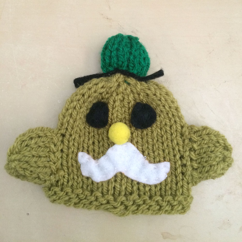 Innocent Smoothies Big Knit Hat Patterns - Mr Slow