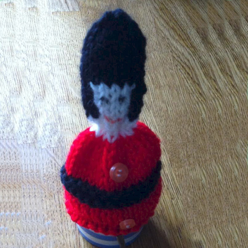 Innocent Smoothies Big Knit Hat Patterns - Soldier